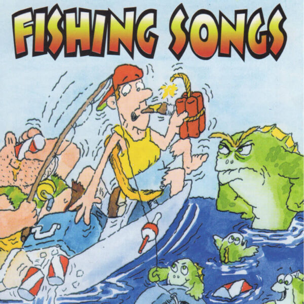 funny fishing songs