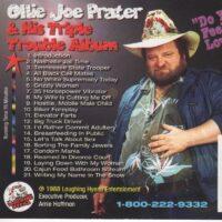 Ollie Joe Prater