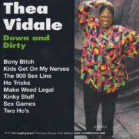 Thea Vidale