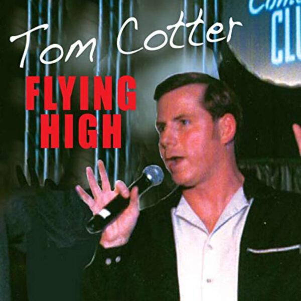 Tom Cotter flying high