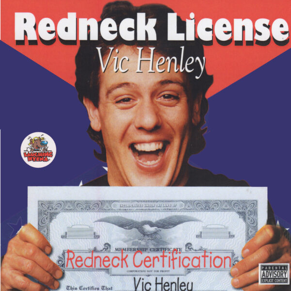 Vic Henley stand up comedy